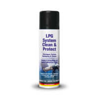LPG System Clean and Protect